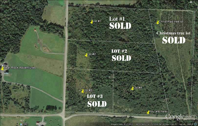Weir Tree Farms Sales Lots